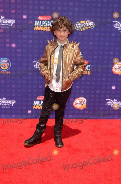 August Maturo Photo - August Maturoat the Radio Disney Music Awards Microsoft Theater Los Angeles CA 04-30-16