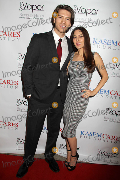 Jesse Kove Photo - Jesse Kove Kerri Kasemat the Kasem Cares Foundation Fundraiser Private Location Beverly Hills CA 02-22-14