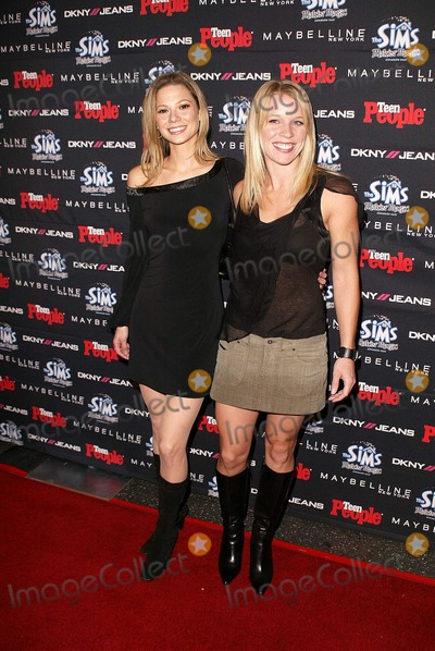 Alicia Leigh Willis Photo - Tamara Braun and Alicia Leigh Willis at the Teen People 2003 Artist Of The Year and AMA After-Party Avalon Hollywood CA 11-16-03