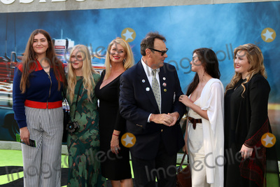 Dan Aykroyd Photo - Dan Aykroyd Donna Dixon Familyat the Ghostbuster Premiere TCL Chinese Theatre Hollywood CA 07-09-16