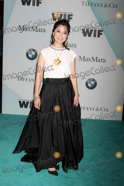 Ayako Fujitani Photo - Ayako Fujitani at the Women In Film 2015 Crystal  Lucy Awards Century Plaza Hotel Century City CA 06-16-15