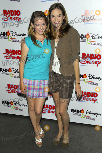Kay Panabaker Photo - Kay Panabaker and Danielle Panabakerat the Radio Disney Totally 10 Birthday Concert Anaheim Pond Anaheim CA 07-22-06