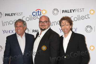 Anthony E Zuiker Photo - Les Moonves Anthony E Zuiker Jerry Bruckheimerat the PaleyFest 2015 Fall TV Preview - CSI Farewell Salute Paley Center For Media Beverly Hills CA 09-16-15