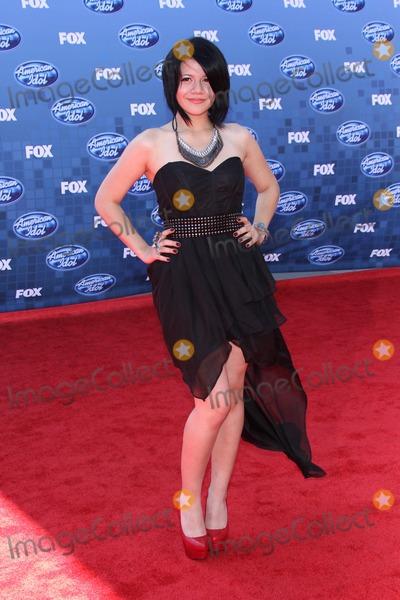 Allison Iraheta Photo - Allison Irahetaat the American Idol Season 10 Finale Arrivals Nokia Theatre LA Live Los Angeles CA 05-25-11