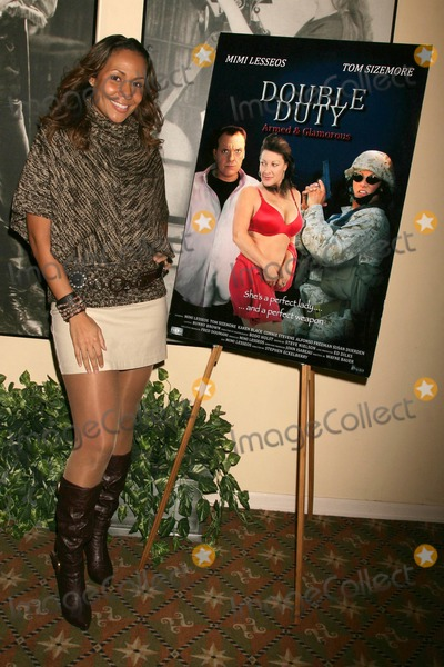 Kiki Haynes Photo - Kiki Haynes  at the Los Angeles Screening of Double Duty Raleigh Studios Los Angeles CA 12-13-08