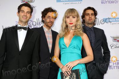 Alex Greenwald Photo - Phases Alex Greenwald Jason Boesel Z Berg Michael Runionat the 15th Annual Chrysalis Butterfly Ball Private Residence Brentwood CA 06-11-16