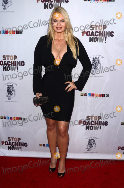 Angeline-Rose Troy Photo - Angeline Rose Troyat the Stop Poaching Now 2016 Gala Ago Restaurant West Hollywood CA 05-25-16