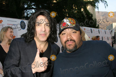 Paul Stanley Photo - Paul Stanley  DannyThe Gift of Life Celebration 2007National Kidney Foundation BenefitWarner Brothers Studio LotBurbank California USAApril 29 2007