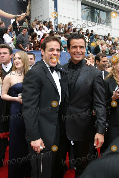 Antonio Sabato Jr Photo - Christian LeBlanc  Antonio Sabato Jr33rd Daytime Emmy AwardsKodak TheaterHollywood  HighlandLos Angeles CAApril 28 2006