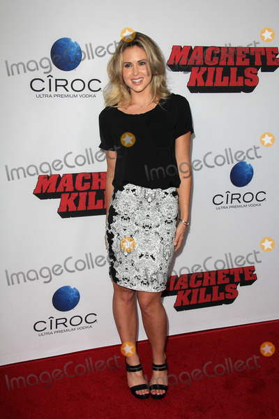 Anna Hutchison Photo - LOS ANGELES - OCT 2  Anna Hutchison at the Machete Kills Los Angeles Premiere at Regal 14 Theaters on October 2 2013 in Los Angeles CA