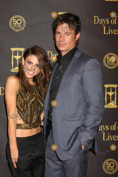 Kate Mansi Photo - LOS ANGELES - NOV 7  Kate Mansi Patrick Muldoon at the Days of Our Lives 50th Anniversary Party at the Hollywood Palladium on November 7 2015 in Los Angeles CA