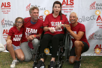Nanci Ryder Photo - LOS ANGELES - OCT 16  Ruby Horton Peter Horton Nanci Ryder Jay D Schwartz at the ALS Association Golden West Chapter Los Angeles County Walk To Defeat ALS at the Exposition Park on October 16 2016 in Los Angeles CA