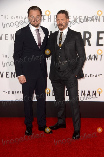 Tom Hardy Photo - LOS ANGELES - DEC 16  Leonardo DiCaprio Tom Hardy at the The Revenant Los Angeles Premiere at the TCL Chinese Theater on December 16 2015 in Los Angeles CA