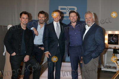 Darin Brooks Photo - LOS ANGELES - NOV 3  Darin Brooks Scott Clifton Bradley Bell Jacob Young John McCook at the The Bold and the Beautiful Celebrates CBS 1 for 30 Years at Paley Center For Media on November 3 2016 in Beverly Hills CA
