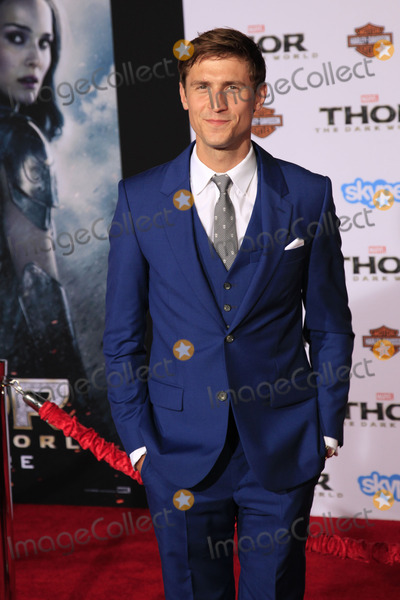 Jonathan Howard Photo - LOS ANGELES - NOV 4  Jonathan Howard at the Thor The Dark World Premiere at El Capitan Theater on November 4 2013 in Los Angeles CA