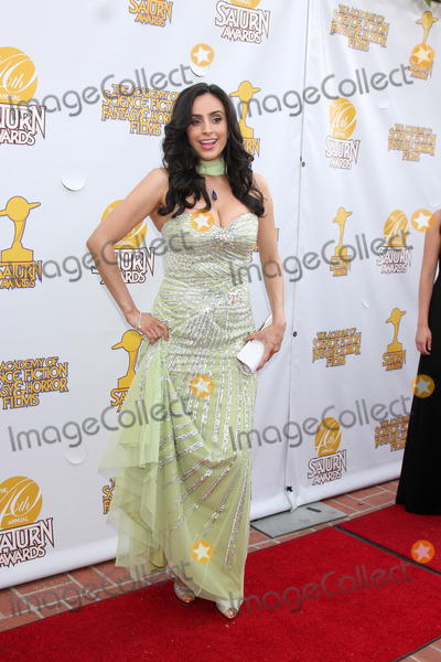 Valerie Perez Photo - LOS ANGELES - JUN 26  Valerie Perez at the 40th Saturn Awards at the The Castaways on June 26 2014 in Burbank CA