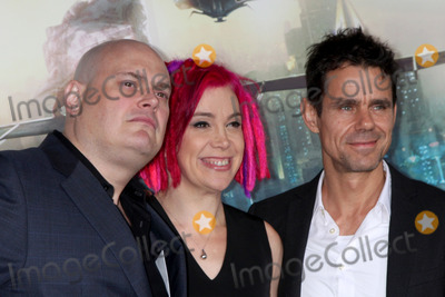 Andy Wachowski Photo - LOS ANGELES - OCT 24  Andy Wachowski Lana Wachowski Tom Tykwer arrives at the Cloud Atlas  Los Angeles Premiere  at Graumans Chinese Theater on October 24 2012 in Los Angeles CA