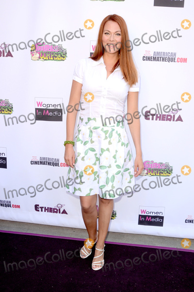 Anna Easteden Photo - LOS ANGELES - JUN 3  Anna Easteden at the Etheria Film Night 2017 at the Egyptian Theater on June 3 2017 in Los Angeles CA