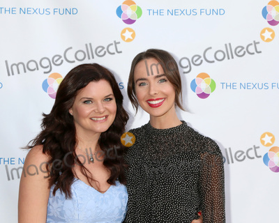Ashleigh Brewer Photo - LOS ANGELES - MAR 25  Heather Tom Ashleigh Brewer at the Night of Cocktail and Virtual Reality benefiting The Nexus Fund at Private Residence on March 25 2017 in Glendale CA