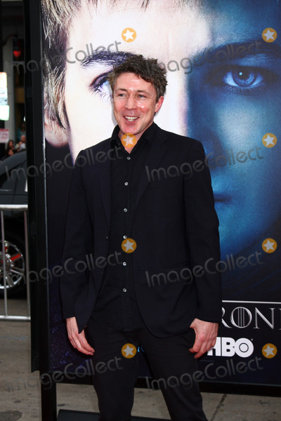 Aiden Gillen Photo - LOS ANGELES - MAR 18  Aiden Gillen arrives at Game of Thrones Season 3 Premiere at the Chinese Theater on March 18 2013 in Los Angeles CA