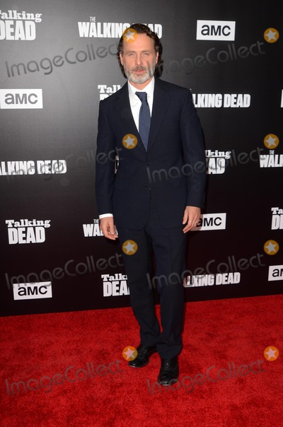 Andrew Lincoln Photo - LOS ANGELES - OCT 23  Andrew Lincoln at the AMCs Special Edition of Talking Dead at Hollywood Forever Cemetary on October 23 2016 in Los Angeles CA