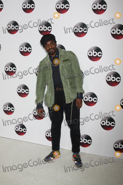 Andre 3000 Photo - vLOS ANGELES - JAN 9  Andre Benjamin aka Andre 3000 at the Disney ABC TV 2016 TCA Party at the The Langham Huntington Hotel on January 9 2016 in Pasadena CA