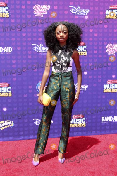 Skai Jackson Photo - LOS ANGELES - APR 29  Skai Jackson at the 2016 Radio Disney Music Awards at the Microsoft Theater on April 29 2016 in Los Angeles CA
