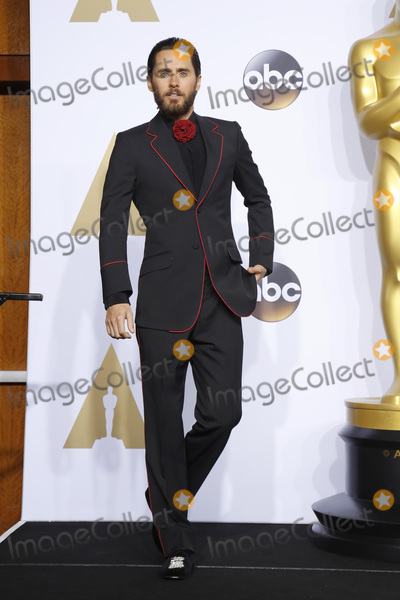 Jared Leto Photo - LOS ANGELES - FEB 28  Jared Leto at the 88th Annual Academy Awards - Press Room at the Dolby Theater on February 28 2016 in Los Angeles CA