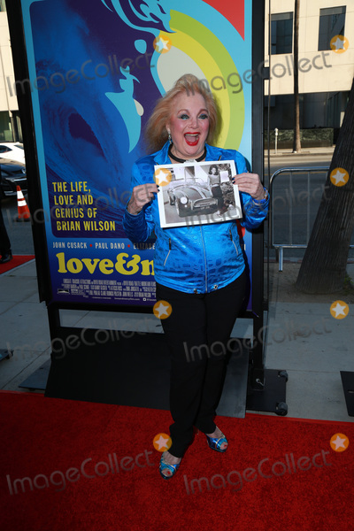 Carol Connors Photo - LOS ANGELES - JUN 2  Carol Connors at the Love  Mercy Los Angeles Premiere at the Academy of Motion Picture Arts  Sciences on June 2 2015 in Los Angeles CA