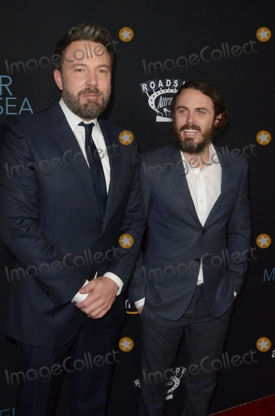 Ben Affleck Photo - LOS ANGELES - NOV 14  Ben Affleck Casey Affleck at the Manchester By The Sea at Samuel Goldwyn Theater on November 14 2016 in Beverly Hills CA