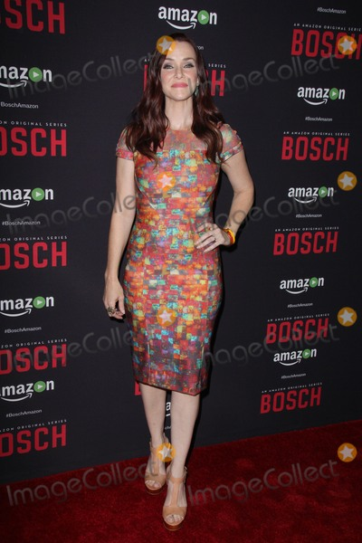 Annie Wersching Photo - LOS ANGELES - MAR 3  Annie Wersching at the Bosch Season 2 Premiere Screening at the Silver Screen Theater at the Pacific Design Center on March 3 2016 in West Hollywood CA