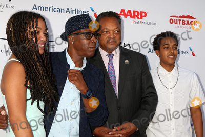 Arsenio Hall Photo - LOS ANGELES - JUL 16  Jessie Jacksons Daughter Arsenio Hall Jessie Jackson Arsenio Hall Jr at the HollyRod Presents 18th Annual DesignCare at the Sugar Ray Leonards Estate on July 16 2016 in Pacific Palisades CA