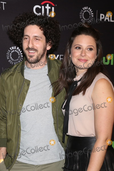 Adam Shapiro Photo - LOS ANGELES - MAR 15  Adam Shapiro Katie Lowes at the PaleyFest Los Angeles - Scandal at the Dolby Theater on March 15 2016 in Los Angeles CA