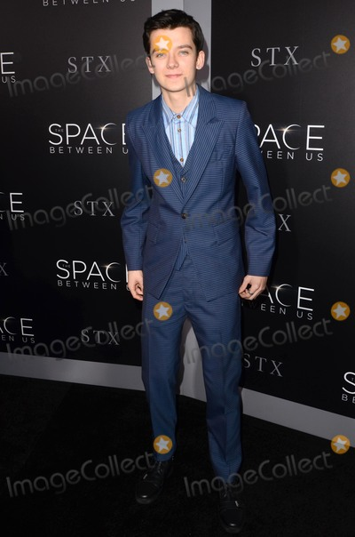 Asa Butterfield Photo - LOS ANGELES - JAN 17  Asa Butterfield at the The Space Between Us Los Angeles Special Screening at ArcLight Theater on January 17 2017 in Los Angeles CA