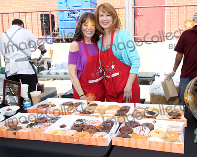 Lee Purcell Photo - LOS ANGELES - SEP 9  Kate Linder Lee Purcell at the Hollywood Chamber of Commerces Police and Fire Fighters Appreciation Day BBQ at the LAPD Hollywood Division on September 9 2016 in Los Angeles CA