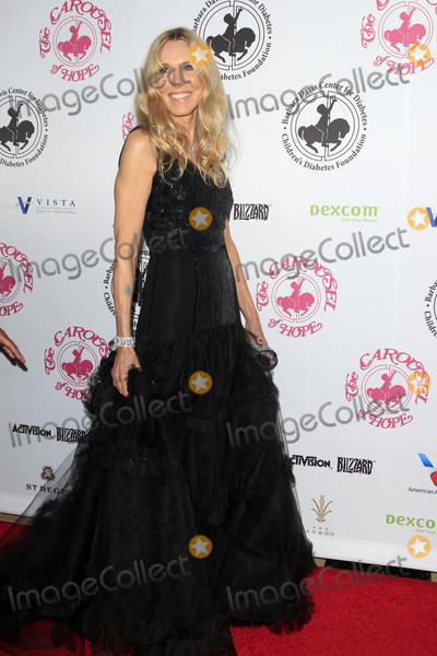 Alana Stewart Photo - LOS ANGELES - OCT 8  Alana Stewart at the 2016 Carousel Of Hope Ball at the Beverly Hilton Hotel on October 8 2016 in Beverly Hills CA