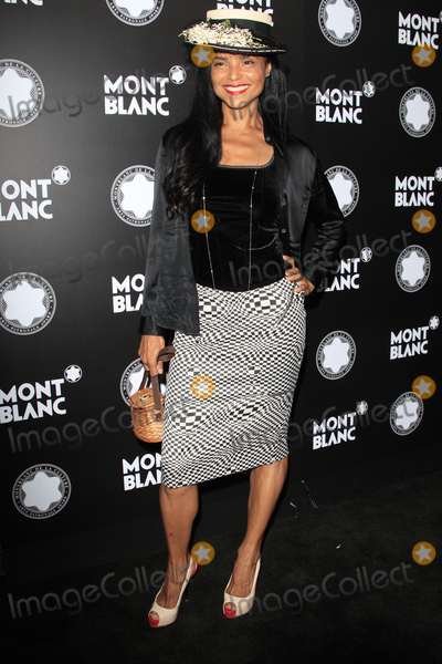 Victoria Rowell Photo - LOS ANGELES - OCT 2  Victoria Rowell arrives at the 2012 Montblanc De La Culture Arts Gala at Chateau Marmont on October 2 2012 in Los Angeles CA