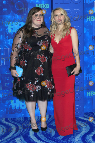 Aidy Bryant Photo - LOS ANGELES - SEP 18  Aidy Bryant Kate McKinnon at the 2016  HBO Emmy After Party at the Pacific Design Center on September 18 2016 in West Hollywood CA
