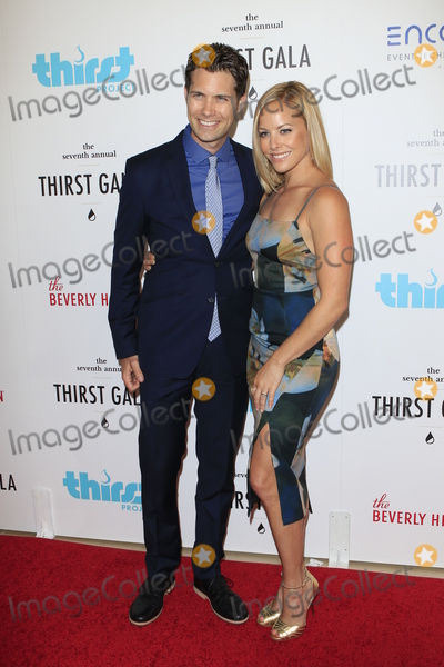Amy Paffrath Photo - LOS ANGELES - JUN 13  Drew Seeley Amy Paffrath at the 7th Annual Thirst Gala at the Beverly Hilton Hotel on June 13 2016 in Beverly Hills CA