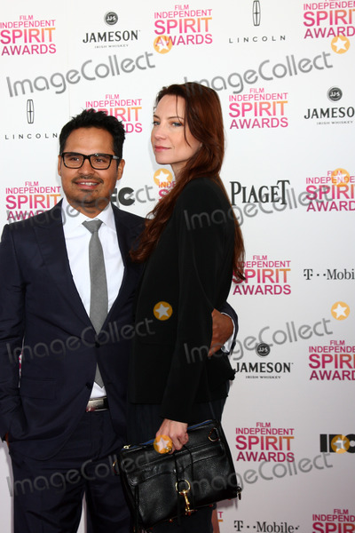 Michael Pena Photo - LOS ANGELES - FEB 23  Michael Pena attends the 2013 Film Independent Spirit Awards at the Tent on the Beach on February 23 2013 in Santa Monica CA