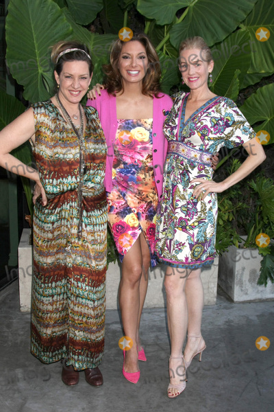 Ann Miller Photo - LOS ANGELES - NOV 14  Joely Fisher Alex Meneses Penople Ann Miller at the Private Shopping Event at the Naked Princess on November 14 2015 in Los Angeles CA