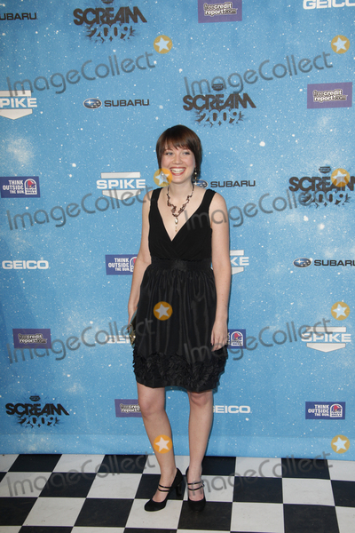 Nicki Clyne Photo - Nicki Clynearriving at the  Scream Awards 2009Greek TheaterLos Angeles  CAOctober 17 2009