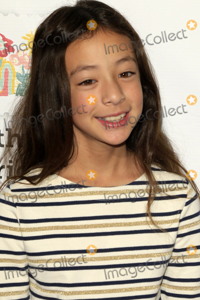 Aubrey Anderson-Emmons Photo - LOS ANGELES - OCT 23  Aubrey Anderson Emmons at the Elizabeth Glaser Pediatric AIDS Foundation A Time For Heroes Event at Smashbox Studios on October 23 2016 in Culver City CA
