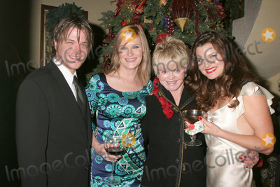David Tom Photo - David Tom Heather Tom Nicholle Tom and Marie TomHeather Tom Annual Christmas Partyat her HomeDecember 8 2007Glendale CA