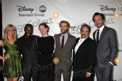 Eloise Mumford Photo - LOS ANGELES - JAN 10  The River Cast - Eloise Mumford Shaun Parkes Leslie Hope Joe Anderson Daniel Zacapa Paul Blackthorne arrives at the ABC TCA Party Winter 2012 at Langham Huntington Hotel on January 10 2012 in Pasadena CA