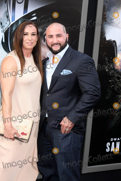 Dany Garcia Photo - LOS ANGELES - MAY 26  Dany Garcia at the San Andreas World Premiere at the TCL Chinese Theater IMAX on May 26 2015 in Los Angeles CA