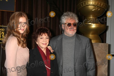 Aida Takla-OReilly Photo - LOS ANGELES - NOV 9  Amy Adams Aida Takla-OReilly Pedro Almodovar at the CECIL B DEMILLE AWARD Honoree Announcement at Beverly Hilton Hotel on November 9 2011 in Beverly Hills CA