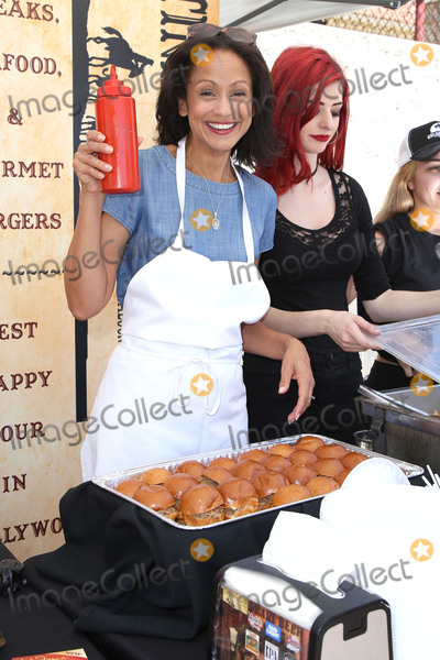 Ann-Marie Johnson Photo - LOS ANGELES - SEP 9  Anne-Marie Johnson guest at the Hollywood Chamber of Commerces Police and Fire Fighters Appreciation Day BBQ at the LAPD Hollywood Division on September 9 2016 in Los Angeles CA