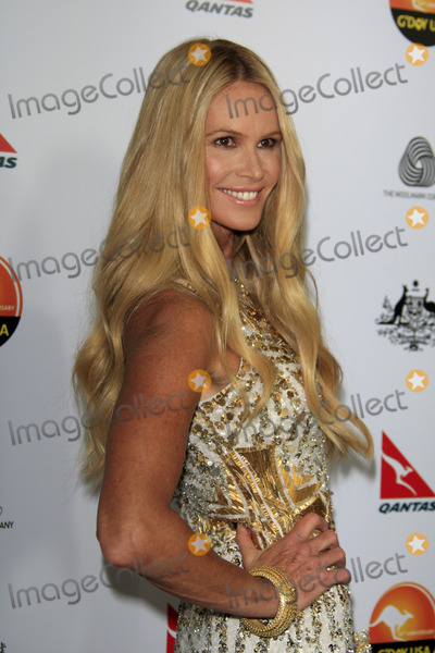 Elle Macpherson Photo - LOS ANGELES - JAN 12  Elle Macpherson arrives at the 2013 GDay USA Los Angeles Black Tie Gala at JW Marriott on January 12 2013 in Los Angeles CA