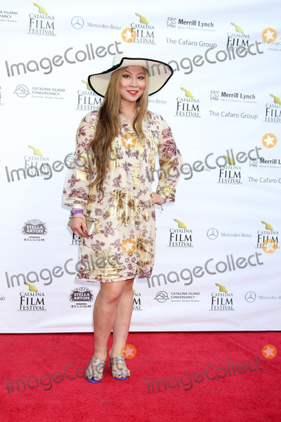 Alice Aoki Photo - LOS ANGELES - SEP 26  Alice Aoki at the Catalina Film Festival Saturday Gala at the Avalon Theater on September 26 2015 in Avalon CA
